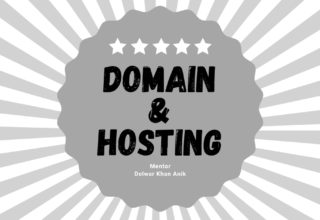 Domain and Hosting problem solution